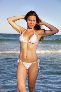 bikinini T400T-XL Tanga Bikini Tie mit Top XL