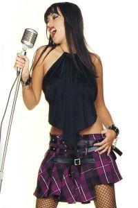 Leg Avenue 83025 Rock Star Girl Kostüm Outfit Gr. S