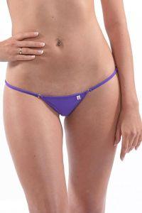 Skinsix BWU 170 Matt purple Bikini Brasil-Tanga Slip Gr. S, M, L