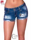 Skinsix SW 360 Designer Jeans Shorts
