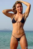 bikinini G400-M Micro G-String Bikini mit Top M verschiedene Farben