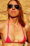 bikinini B100 Minimal Bikini Top Gr. XXS