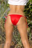 bikinini T500T-M Brazilian Bikini Tie mit Top M