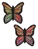 Pastease® Original Marken Pasties Butterfly Schmetterling aus den USA